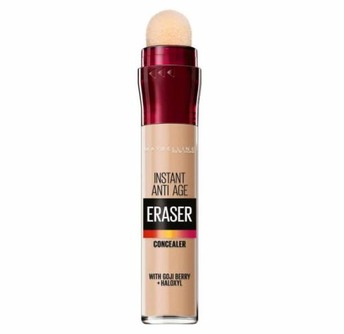 Anticearcan Maybelline New York Instant Anti-Age Eraser Concealer 02 Nude - 68 ml - Machiaj fata -