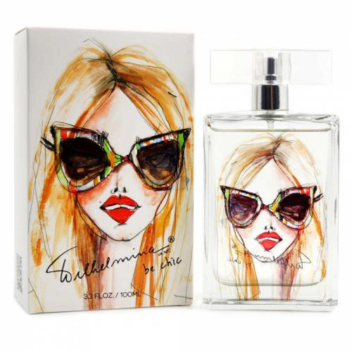Apa de Parfum Wilhelmina Be Chic Eau De Parfum – Ladies EDP – 100 ml