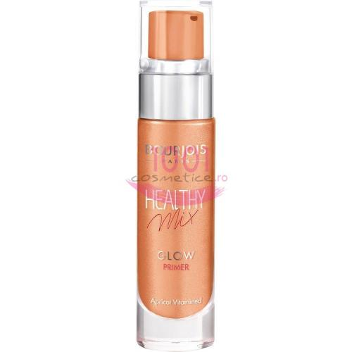 Bourjois Healthy Mix Base Illuminatrice Baza De Machiaj Iluminatoare Apricot Vitamine - Make-up - Iluminator)