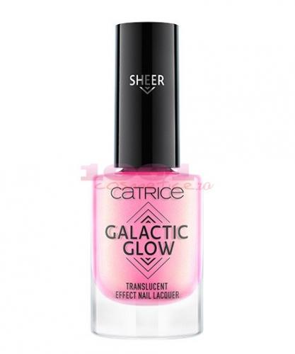 Catrice Galactic Glow Translucent Effect Lac De Unghii Enchanted By Prismatic Spell 02 -  Tratament cuticule -