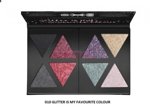 Catrice The Glitterizer Mix N Match Eyeshadow Palette 010 Glitter Is My Favourite Colour - Farduri pleoape -