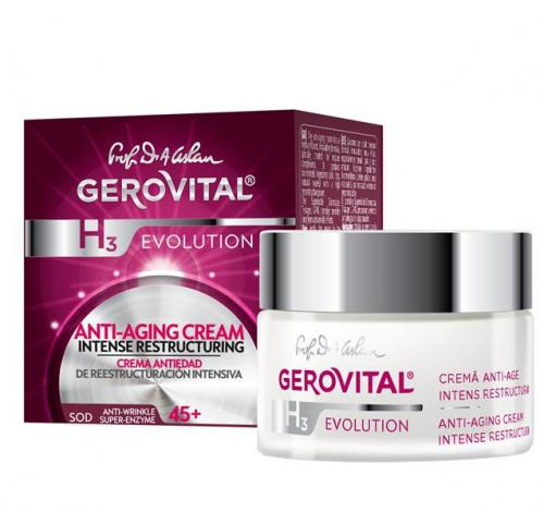 Crema Anti-age Intens Restructuranta - Ten -