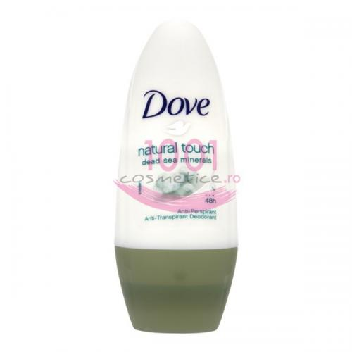 Dove Go Fresh Natural Touch Dead Sea Minerals Roll On - Parfumuri -