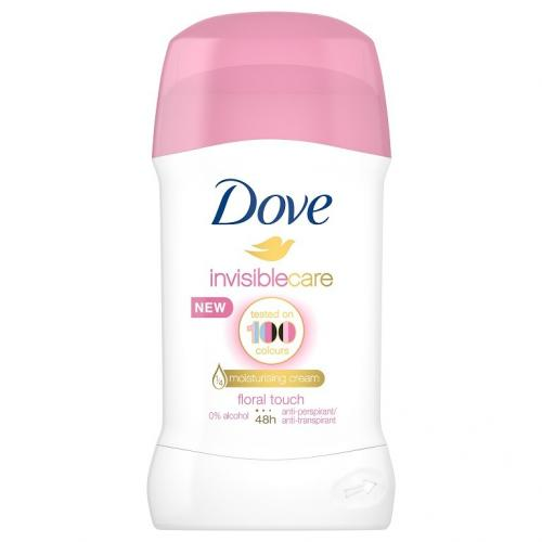 Dove Invisiblecare Floral Touch Antiperspirant Stick