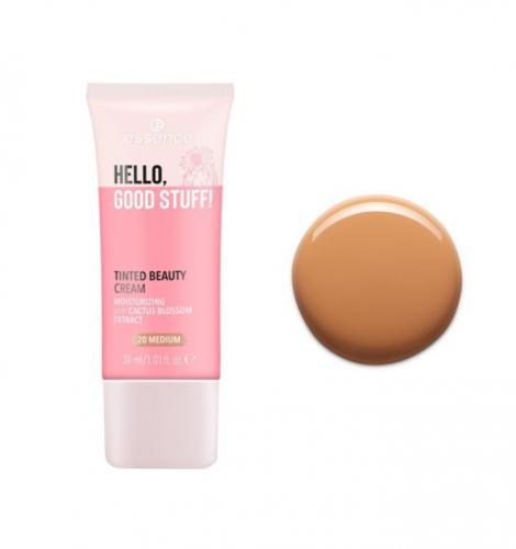 Essence Hello Good Stuff Crema Coloranta Medium 20 - Make-up - BB cream