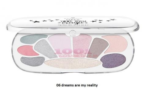 Essence Make Your Own Magic Eyeshadow Box 06 Dreams Are My Reality - Farduri pleoape -