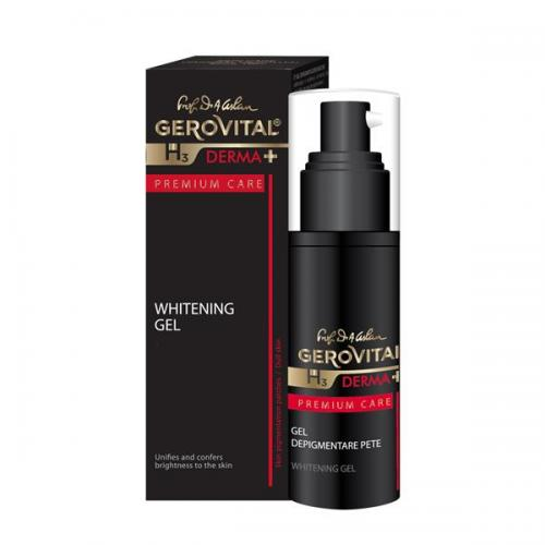 Gel Depigmentare Pete Premium Care - Ten -