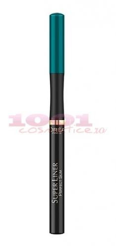 Loreal Superliner Perfect Slim Tus De Ochi Green - Machiaj ochi -  Dermatograf
