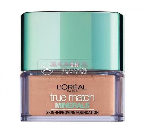 Loreal True Match Minerals Skin-improving Foundation Fond De Ten 3n Beige Creme