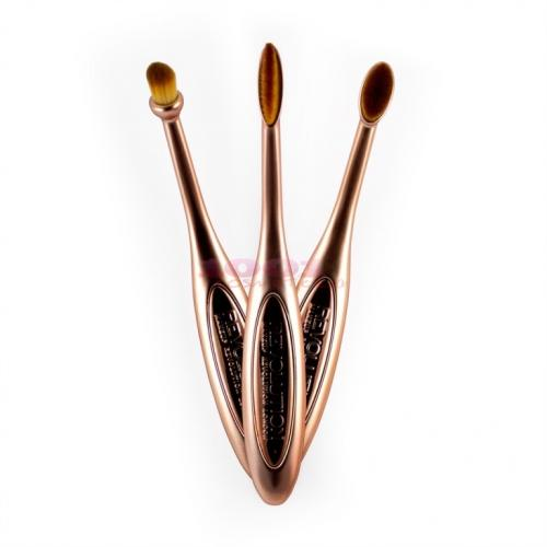 Makeup Revolution London Precision Eye Brush Set - Make-up - Accesorii