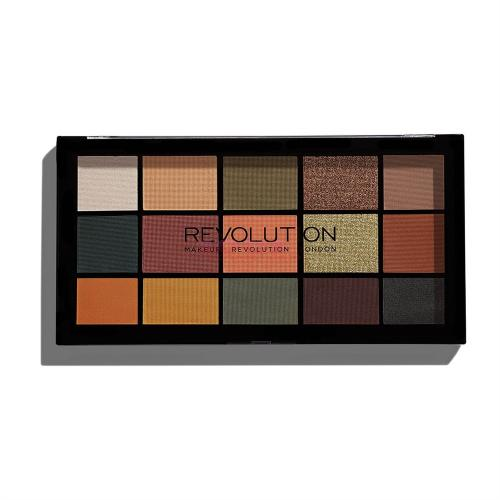 Makeup Revolution Re-loaded Iconic Division Paleta Farduri - Farduri pleoape -