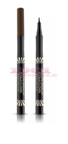 Max Factor Masterpiece High Precision Tus De Ochi Chocolate 10 - Machiaj ochi -  Dermatograf