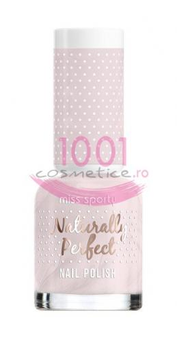 Miss Sporty Naturally Perfect Lac De Unghii Rose Macaron -  Tratament cuticule -