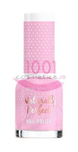 Miss Sporty Naturally Perfect Lac De Unghii Strawberry Gelato -  Tratament cuticule -