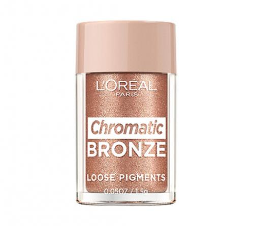 Pigment Machiaj L Oreal Paris Chromatic Bronze Loose Pigments - 02 Everything is permitted - 15 g - Machiaj fata -