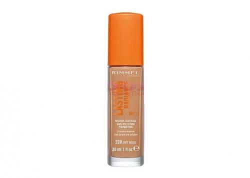 Rimmel London Lasting Radiance Fond De Ten Soft Beige 200 - Fond de ten -