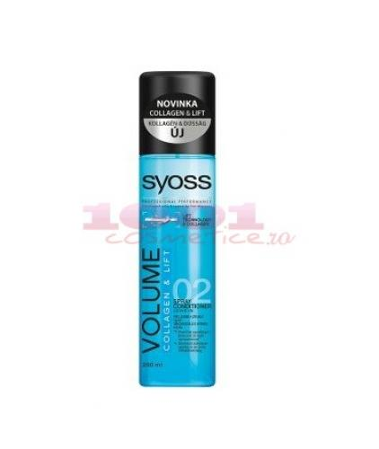 Syoss Volume Colagen Balsam Spray Fara Clatire - Styling -
