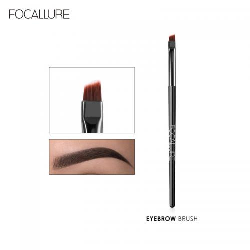 Pensula sprancene Focallure Eyebrow Brush - Pensule Si Accesorii -