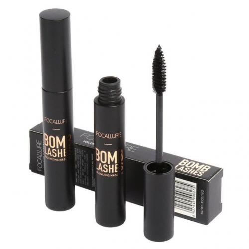 Rimel Mascara Focallure Volumizing Mascara Bomb Lashes Nuanta Negru - Make-up -