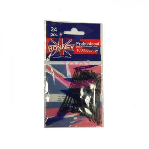 Ronney Professional Set 40 Agrafe Coc Negre 265 - Styling -