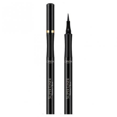Tus Eyeliner Loreal Super Liner Perfect Slim Nuanta Negru - Make-up -